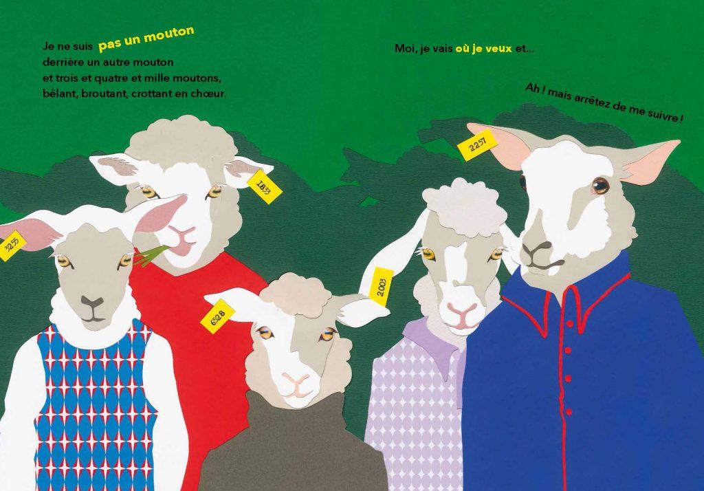 """Résultat de recherche d'images pour """"on est pas des moutons"""""""